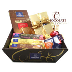 17 Leonidas Chocolates & 4 Mixed Bars Hamper