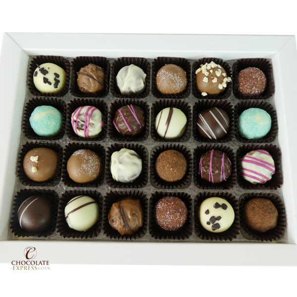 Choose Your Own Boozy Truffle Advent (Christmas Star)