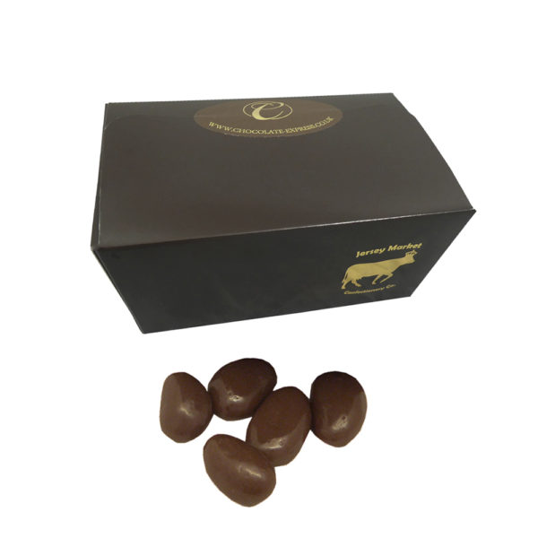 Dark Chocolate Brazil Nuts Small