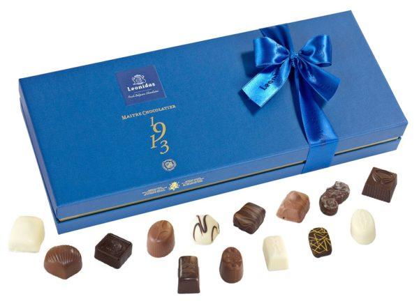 27 Assorted Leonidas Chocolates