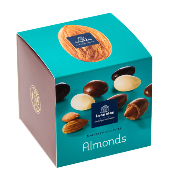 Leonidas Chocolate Almonds