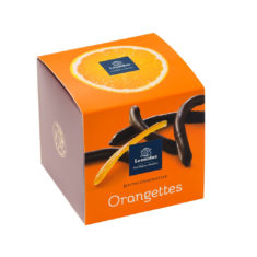 Leonidas Orangette, Dark Chocolate Candied Orange