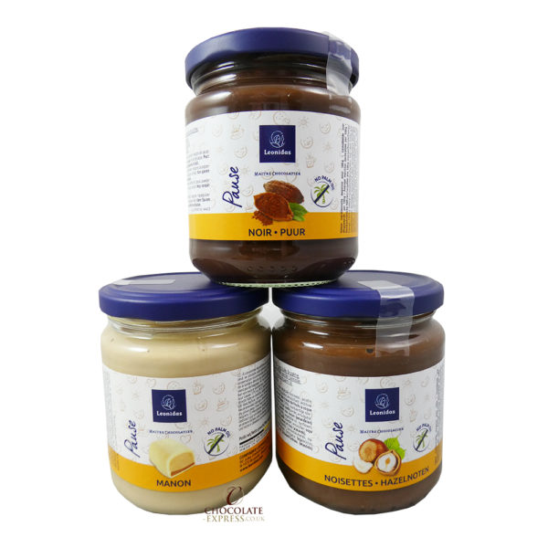2 Luxury Chocolate Choose your own Praline Spread