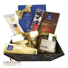 Luxury Hamper, Nougat & Gift Bars, 23 Chocolates, Praline Spread