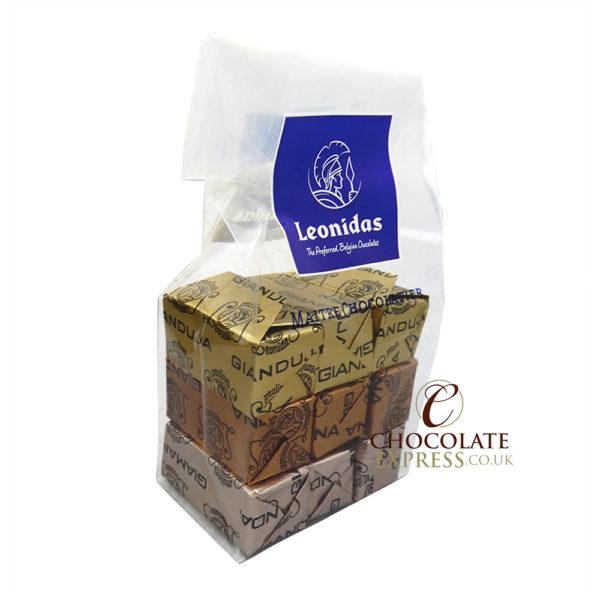 Large Hamper, 44 Chocolates, Liqueurs, Bars, Biscuits, Spread