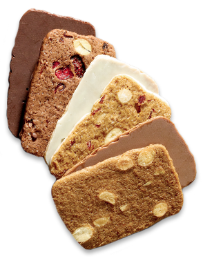 Leonidas Chocolate Assorted Biscuits
