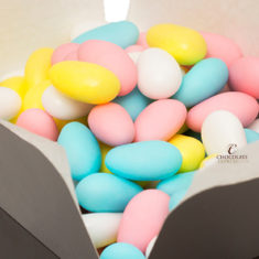 Luxury Sugared Almonds from Italy, approx 160