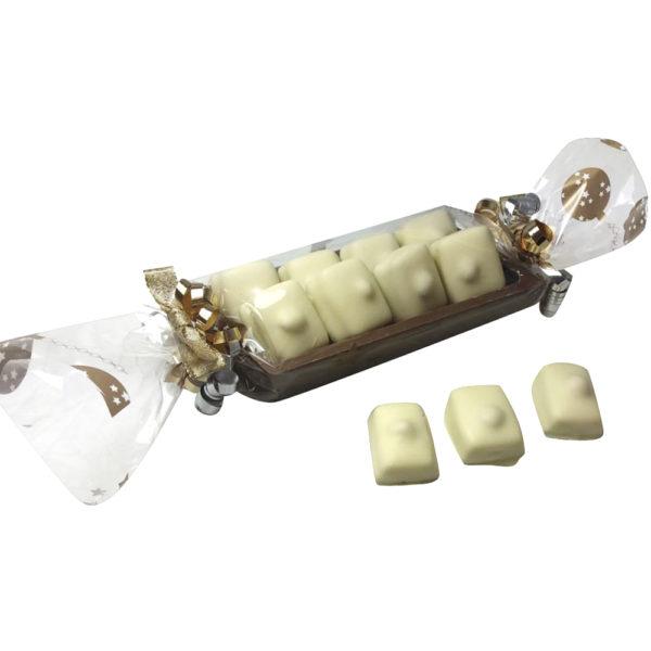 8 Manon Cafe Leonidas Milk Yule Log