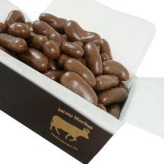 Milk Chocolate Orangettes, Candied Orange Medium