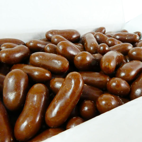 Milk Chocolate Orangettes, Candied Orange Large