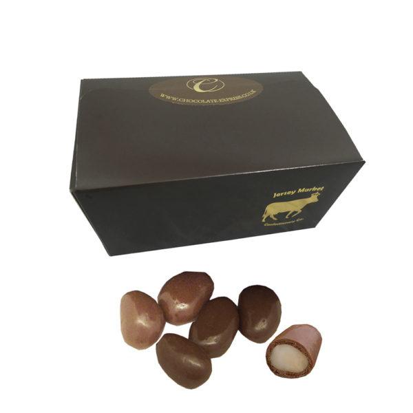 Milk & Dark Chocolate Brazil Nuts