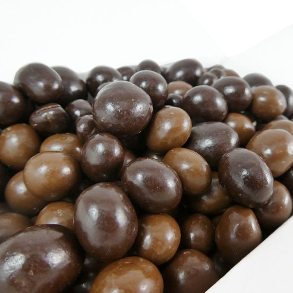 Milk Chocolate Covered Coffee Beans 330g