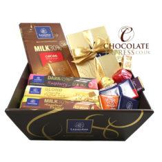 Self Select Hamper, 17 Chocolates & 4 Bars