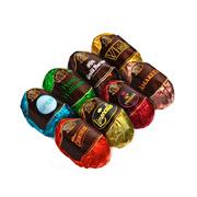 18 Pure Liquid Liquors, Assorted Dark Chocolates
