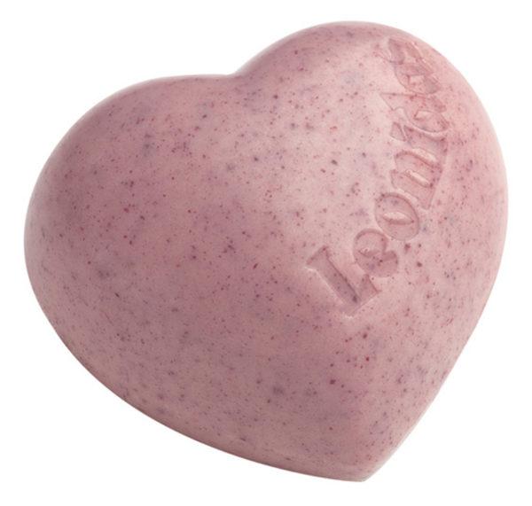 20 Coeur Rosé, White Raspberry Ganache