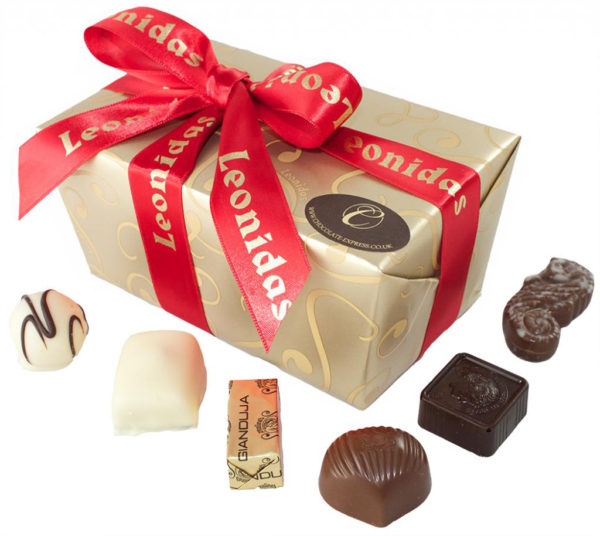 Monthly Box, Self Select 14 Leonidas Chocolates Per Box
