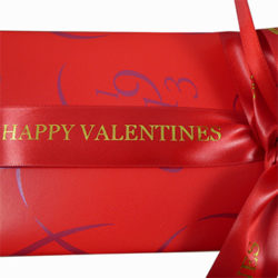 Red Valentine's-Day Ribbon